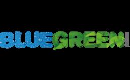 logo bluegreen